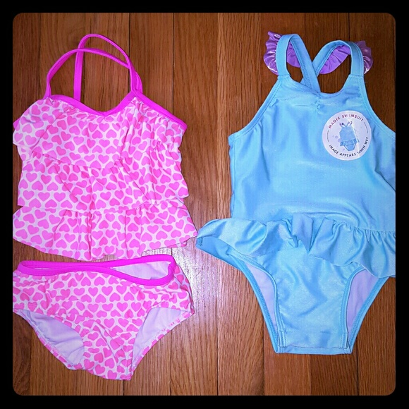 2039e7b28 Carter's Swim | 2 Girls Suits | Poshmark